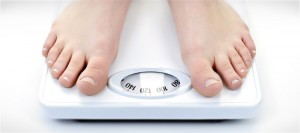 Misurazione del peso e dell'indice di massa corporea (test bioimpedenziometria)